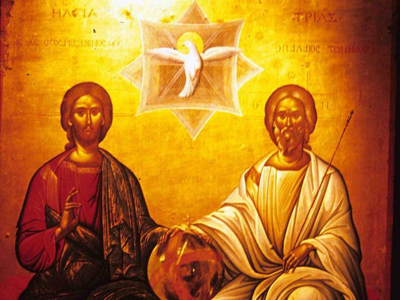 Dio: un abbraccio – Santissima Trinità