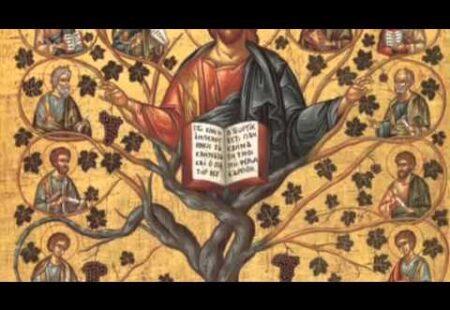 Frutti d'amore – Riflessione sulla Quinta Domenica di Pasqua