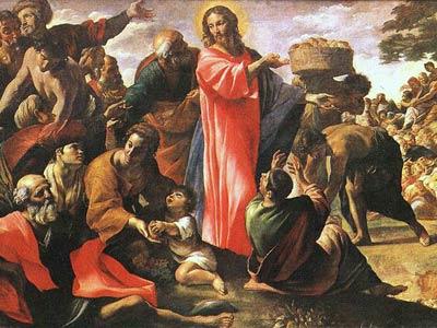 Il miracolo del pane – XVII Domenica del tempo ordinario