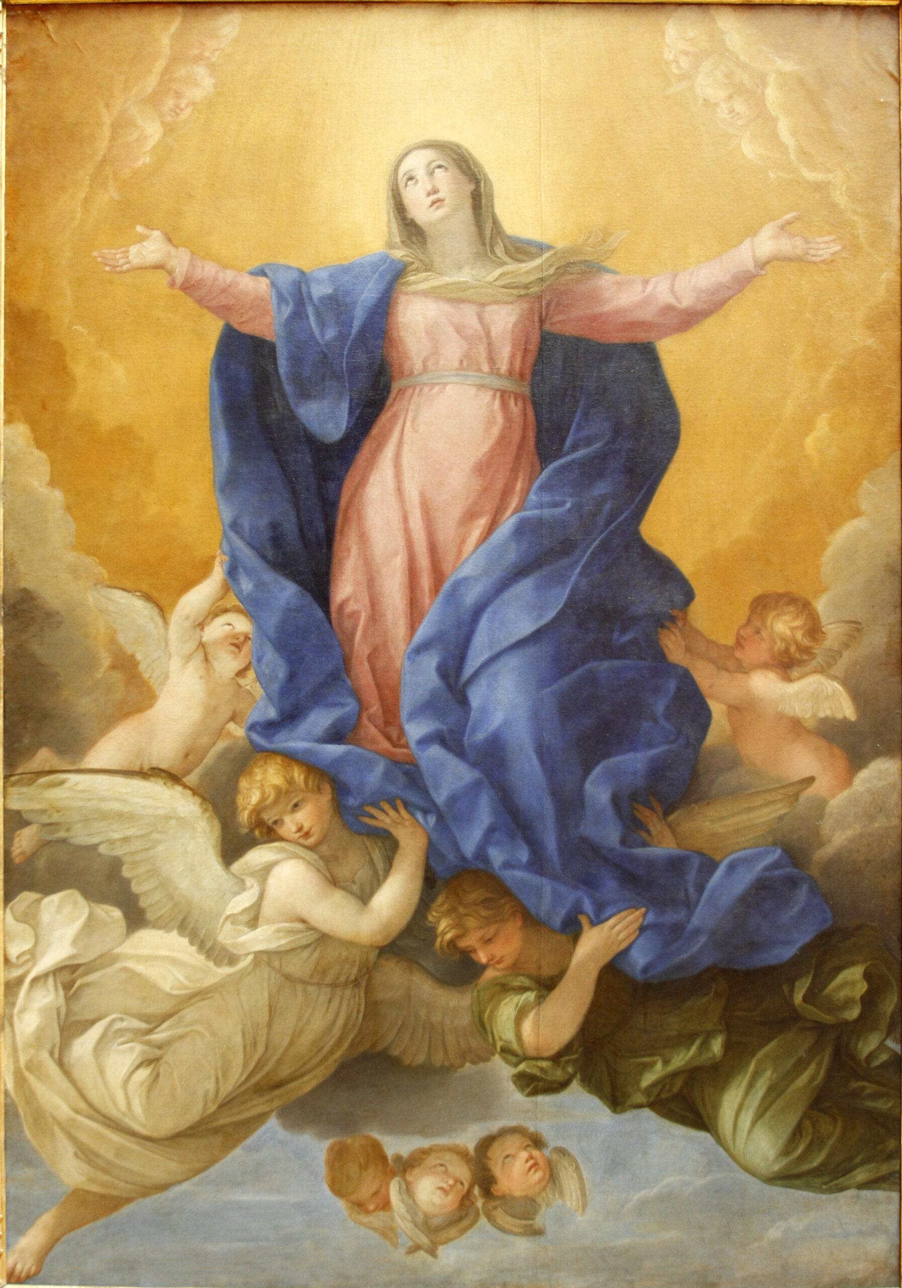 Grazie, Maria – Solennità dell'Assunzione della Beata Vergine Maria
